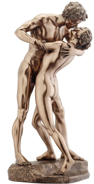 Passion's Embrace Sculpture