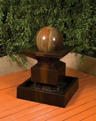 Alaster Fountain With Ball 47