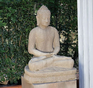 Buddha Meditative Sitting Sculpture