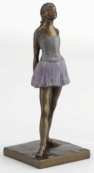 Degas: The Little Dancer Figurine 8.5