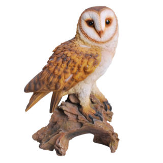 Barn Owl Sculpture 14