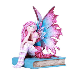 Book Fairy Sculpture