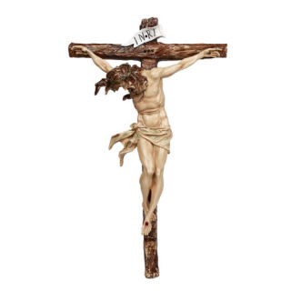 Crucifix Jesus Corpus Wall Cross 20
