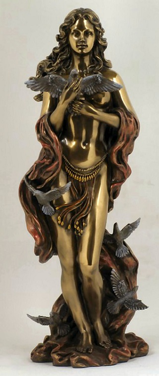 Aphrodite Goddess Of Love Statue