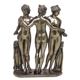 Three Graces Statue Replica