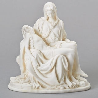 Pieta Sculpture by Michelangelo The Pity Statue