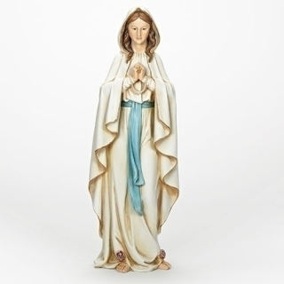 Our Lady of the Lourdes Statue 23
