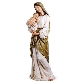Madonna and Child Large Figurine 37