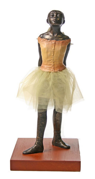 Degas Little Dancer After Wax Original
