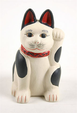 Japanese Good Luck Cat Meneki Neko