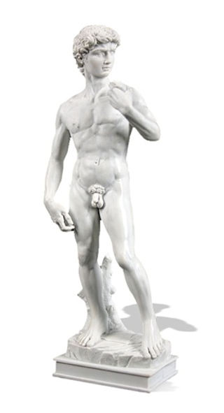 David By Michelangelo Statue 10.5