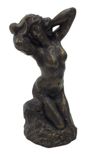 Bather By Rodin Toilette De Venus Statue