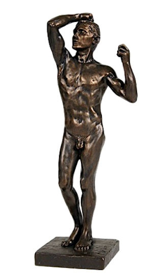 Age Of Bronze By Auguste Rodin Statue