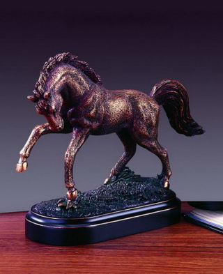 Horse Sculpture Figurine 6