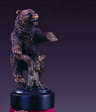 Bear Statue Sculpture 7
