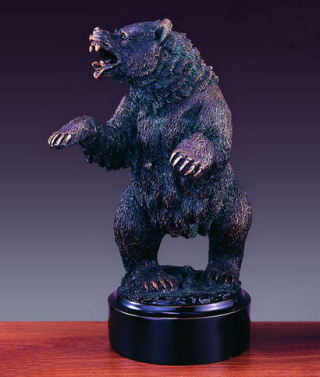 Bear Sculpture 12