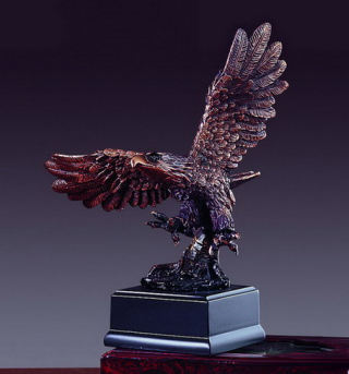 Eagle Freedom Sculpture 7.5