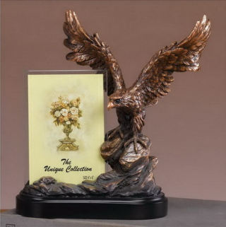 Eagle Sculptural Picture Frame 10