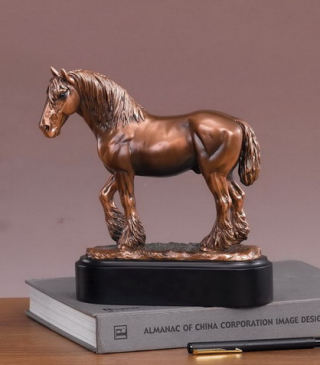 Shire Mare Horse Sculpture