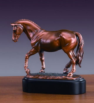 Hanoverian Mare Horse Sculpture