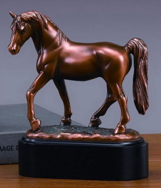 Tennessee Walking Horse Sculpture 7