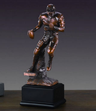Football Player Sculpture Statue 10