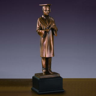 Graduate Male Sculpture