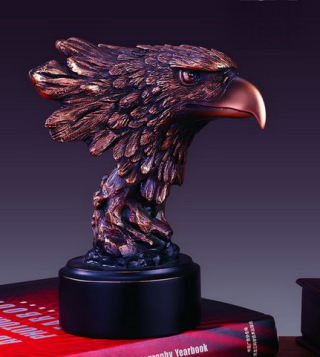 Eagle Statues, Hawks, Falcons & Birds of Prey Sculptures for Sale