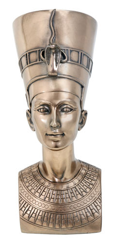 Nefertiti Sculptural Bust 7