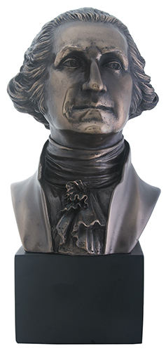 George Washington Bust Sculpture 9