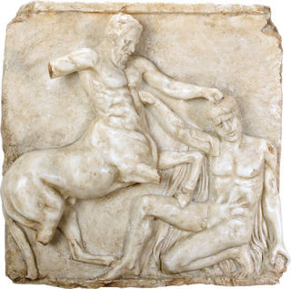 Battle of the Lapiths and Centaurs Frieze