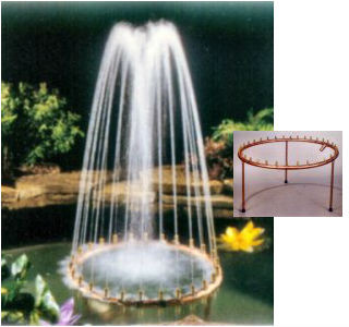 Fountain Accossories and Fountain Pumps