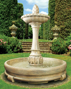 Garden Fountains by Price One Thousand to Two Thousand