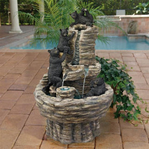 Garden Fountains by Price Three Hundred to Five Hundred