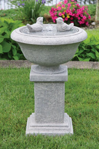 Garden Fountains by Size over thirty inches to forty