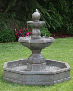 Garden Fountains by Size over forty inches to fifty