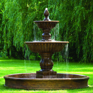 Shop Garden Fountains by Price Five Thousand and Above
