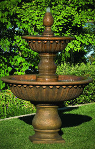 Garden Fountains by Size Very Tall Fountain by Height