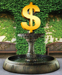 Fountains by Price Range and Cost of Fountain