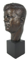 John F. Kennedy Bust Large 23