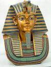 King Tut Bust Statue Large