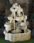 Rockfall Waterfall Fountain Large