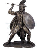 Leonidas King of Sparta Sculpture Large