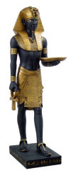 Egyptian Guardian Life-Size Statue