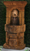 Linari Lion Wall Fountain