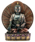 Medicine Buddha Sculpture of Enlightenment