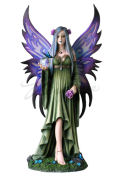 Mystic Aura Fairy Statue Large by Anne Stokes