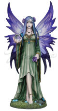 Mystic Aura Fairy Statue by Anne Stokes