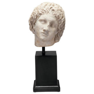 Alexander the Great Sculptural Bust