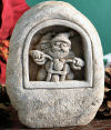 Naughty & Nice Wall Plaque or Free Standing Sculpture